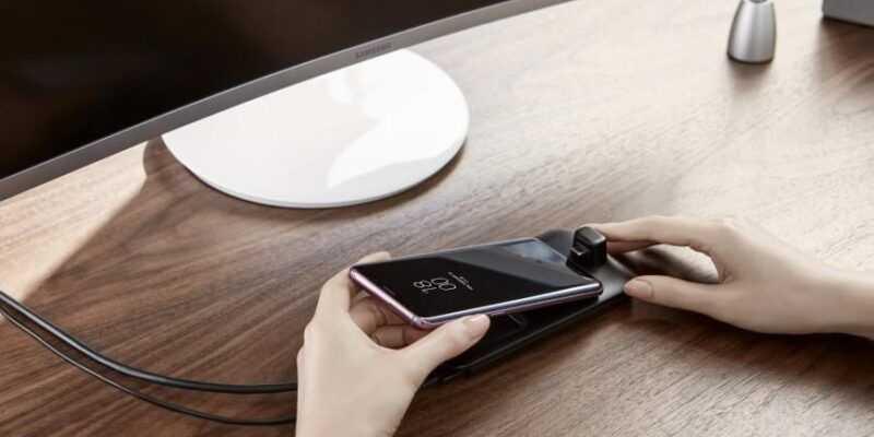 MWC 2018. Док DeX Pad сделает тачпад из Samsung Galaxy S9 (522771)