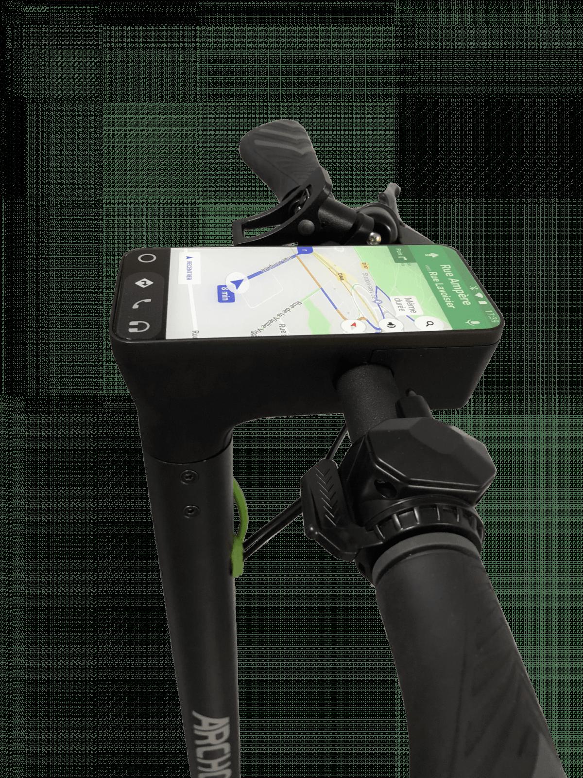 MWC 2018. Archos выпустил первый в мире самокат Citee Connect на Android (ARCHOS Citee Connect 2)