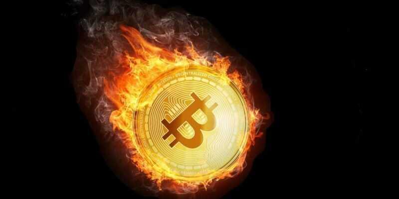 Курс Bitcoin обрушился до $ 30 000, но потом снова вырос (Bitcoin)