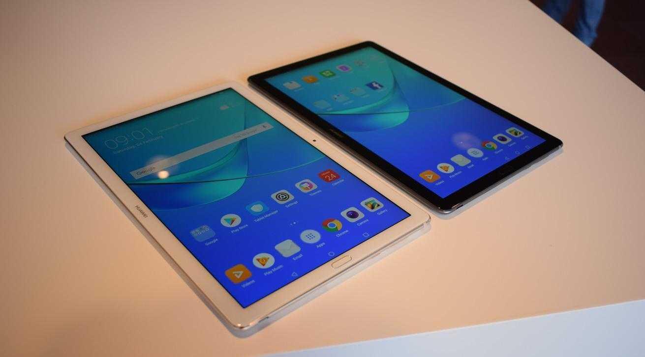 MWC 2018. Huawei представил новый MateBook X Pro и планшет MediaPad M5 (Huawei MediaPad M5 MWC 18 AM AH 7 e1519646404265)
