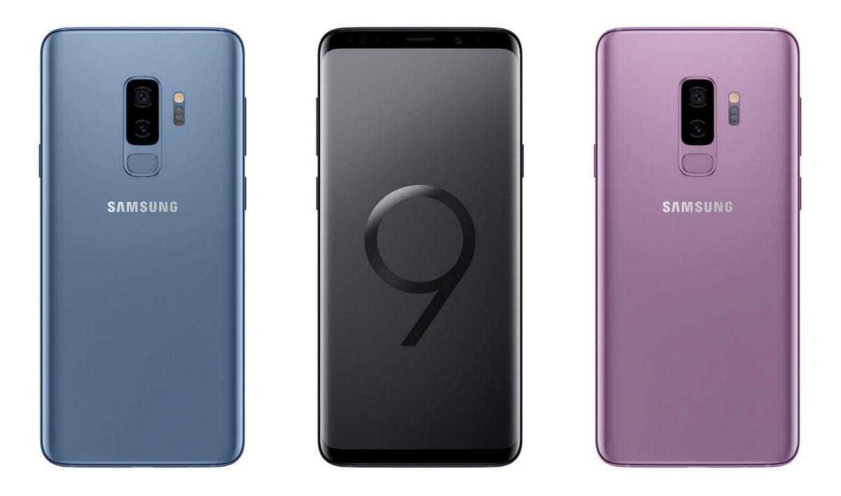 MWC 2018. Samsung показал Galaxy S9 и S9+ (Samsung Galaxy S9 Plus official image 11)
