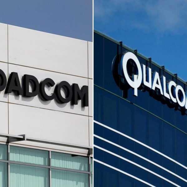 Qualcomm и Broadcom обсудят сделку по слиянию на 121 миллиард долларов (broadcom qualcomm)