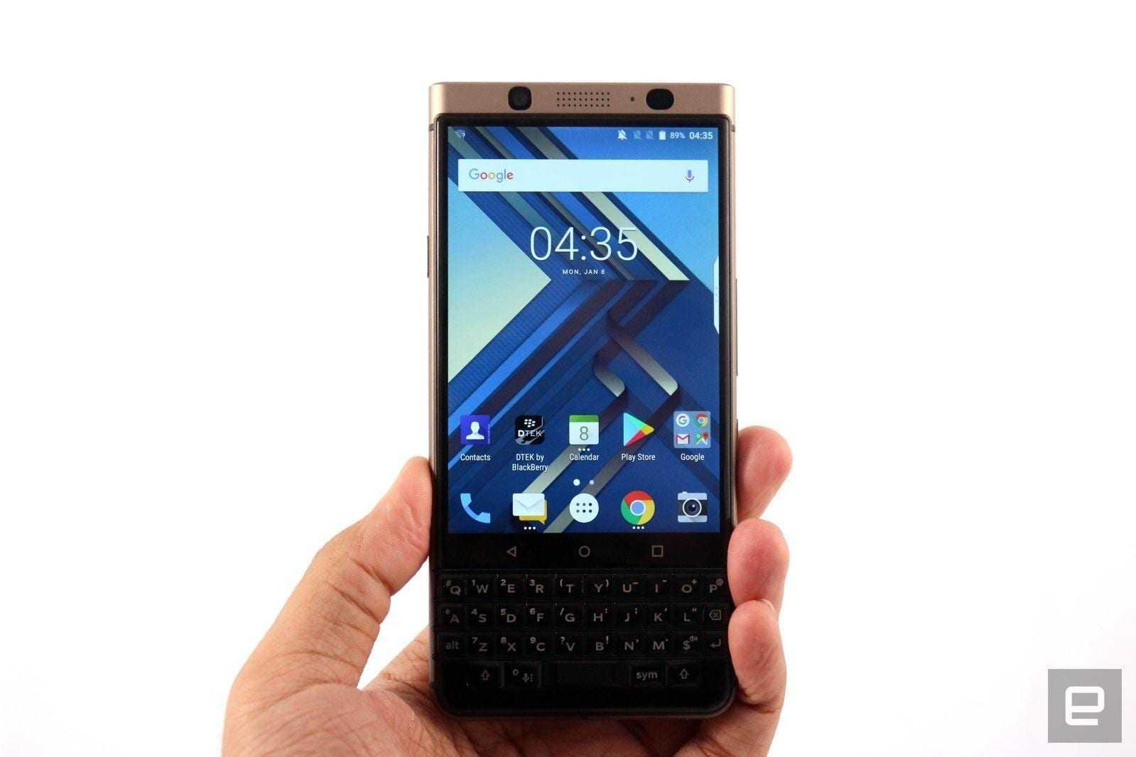 BlackBerry Mobile на MWC 2018