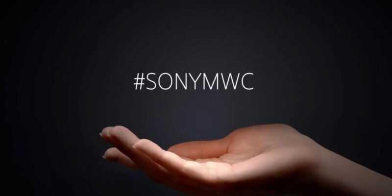 Sony на MWC 2018