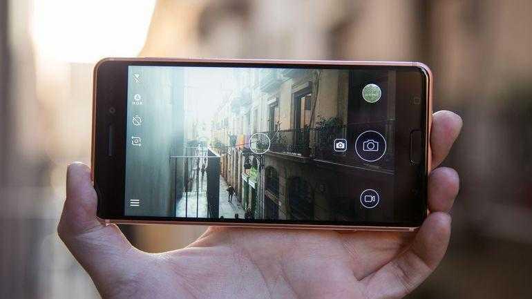 MWC 2018. Nokia выпустила 5 новых смартфонов (nokia 6 mwc 10)