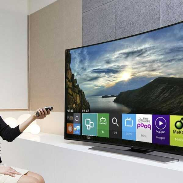 MWC 2018. ESET защищает Smart TV от атак (samsungtizentv 3l)