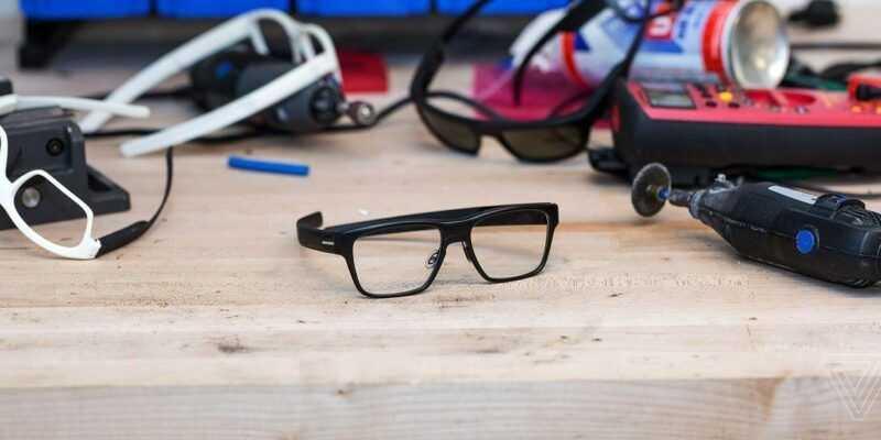 Intel показала журналистам «умные» очки Vaunt (vpavic 171204 2182 0094)