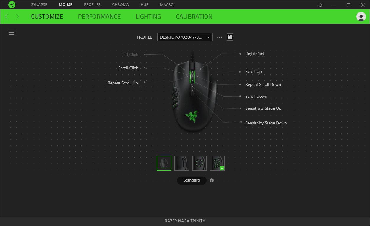 Обзор Razer Naga Trinity: возвращение легенды (1)