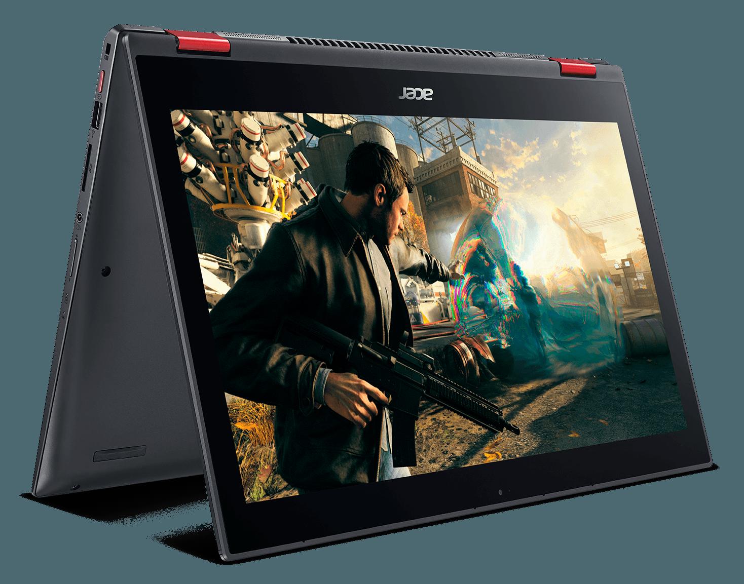 Acer выпустил игровой ультрабук-трансформер Nitro 5 Spin (AN NP515 51 wp win 07)