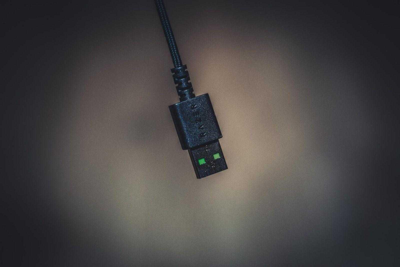 Провод и разъём Razer Naga Trinity