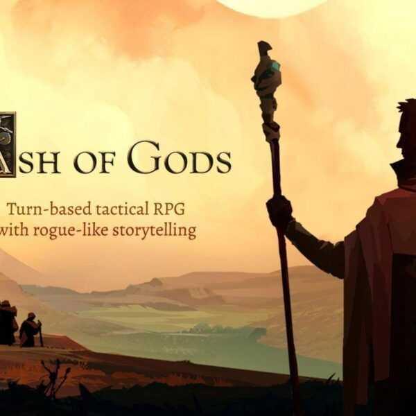 Сегодня состоялся релиз Ash of Gods (ash of gods)