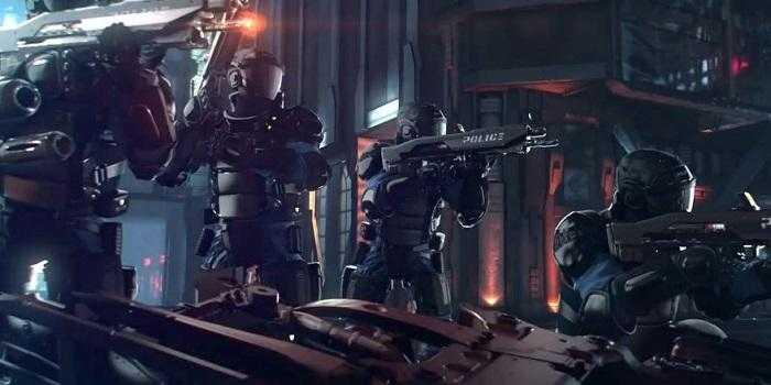 Cyberpunk 2077 и Е3 2018 (cyberpunk 2077 2)