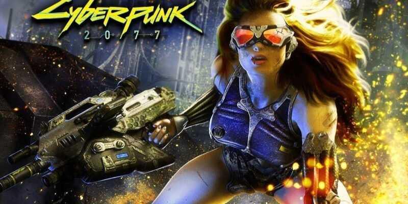 Cyberpunk 2077 и Е3 2018 (cyberpunk 2077)