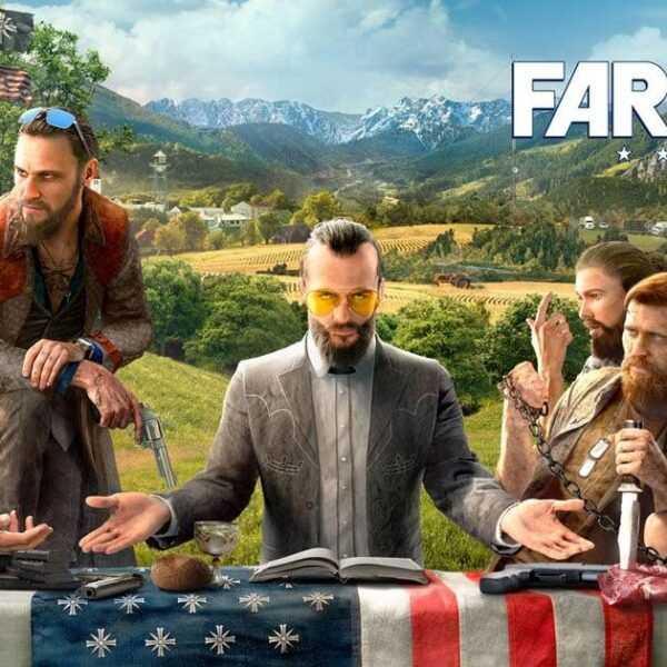 Far Cry 5 можно будет пройти за сутки (fk5)