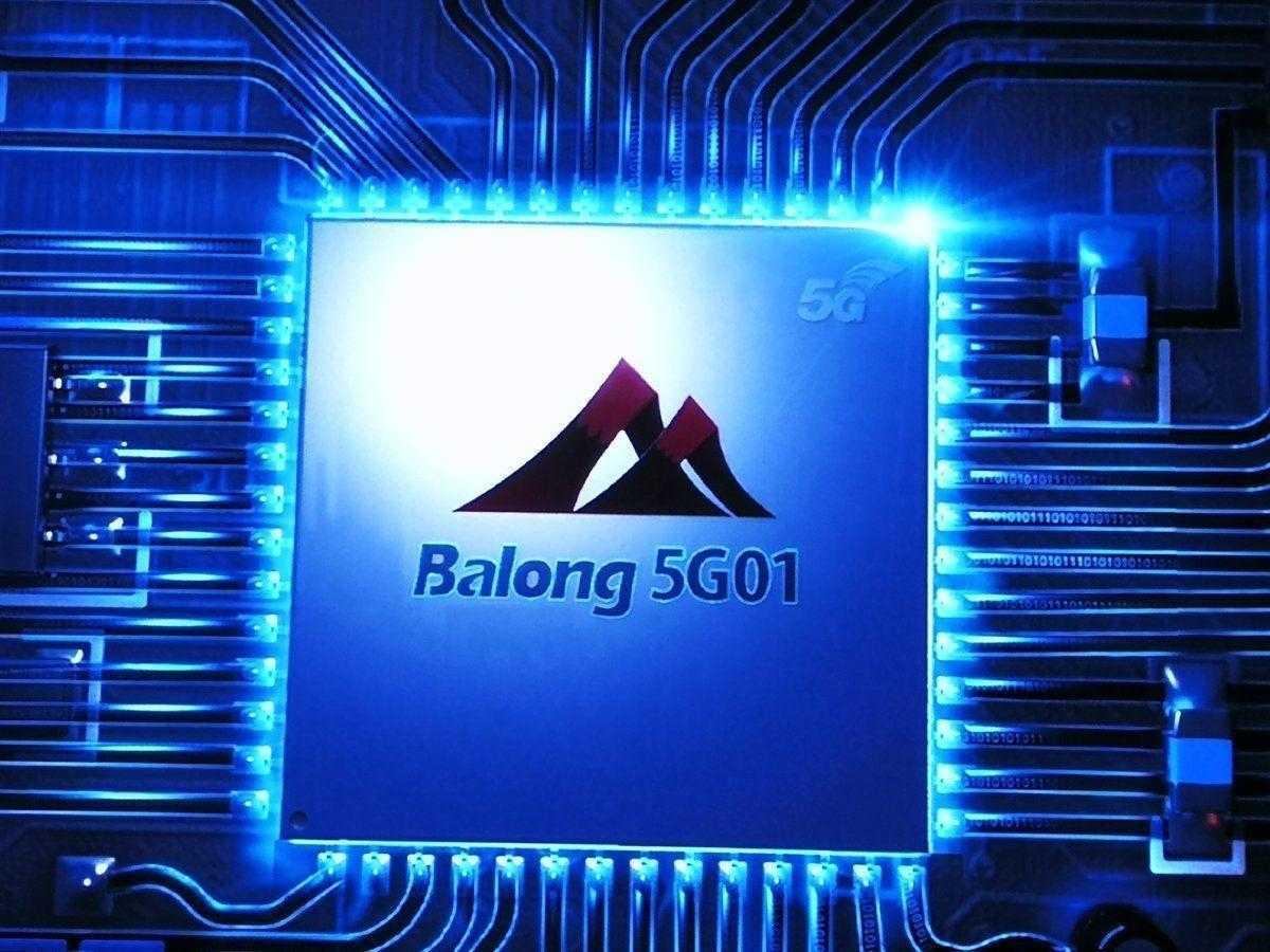 MWC 2018. Huawei сделала Balong 5G01 — первый в мире коммерческий чипсет с поддержкой 5G (huawei balong 5g01 04B0038401652214)