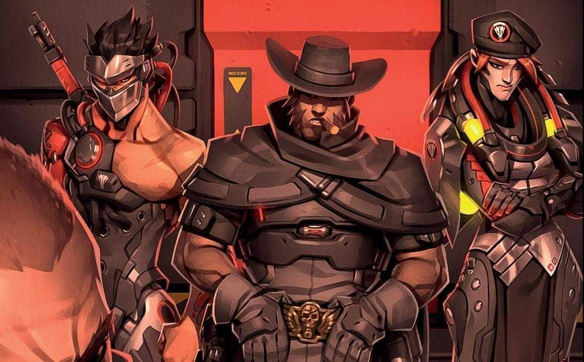 Overwatch: новая PvE-миссия (Overwatch Blackwatch)