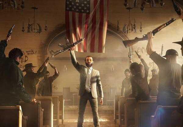 Far Cry 5 уверенно бьет рекорды (fk5 2)