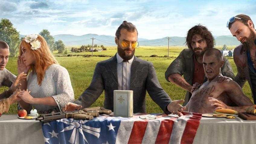 Far Cry 5 уверенно бьет рекорды (fk5 4)