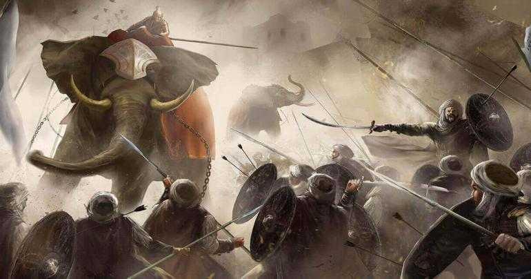 Knights of Light - новая игра Rumbling Games Studio (knights of light 201832995835 1)