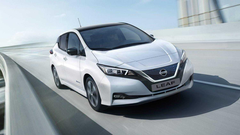 YaC 2018. Nissan Leaf стал основой концепт-кара Яндекс.Авто (18tdieulhd)