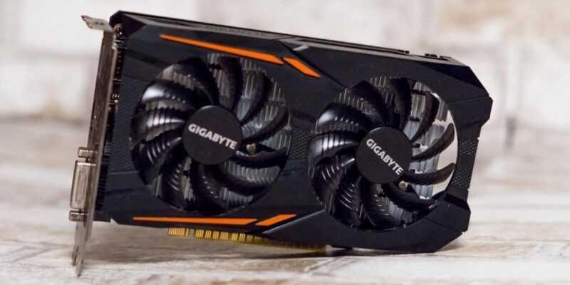 Gigabyte GTX 1050 2GB 1