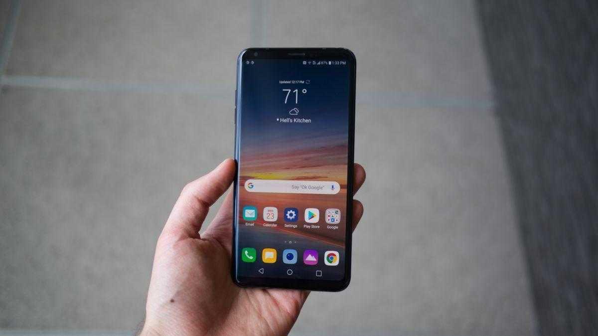 LG выпустила новый мультимедийный смартфон V35 THINQ (Lcy3z66ZRomKDBvQjkbEEX 1200 80)
