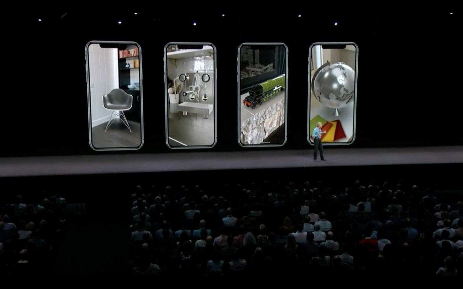 WWDC 2018. Apple представила новую быструю iOS 12. Все изменения (ar file format)