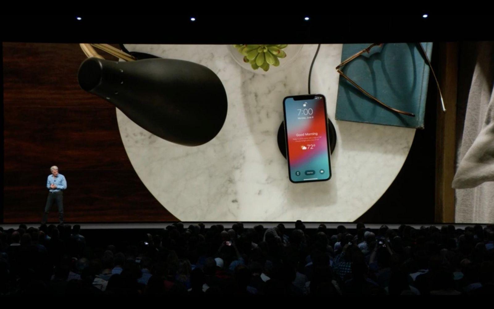 WWDC 2018. Apple представила новую быструю iOS 12. Все изменения (ios 12 do not disturb)