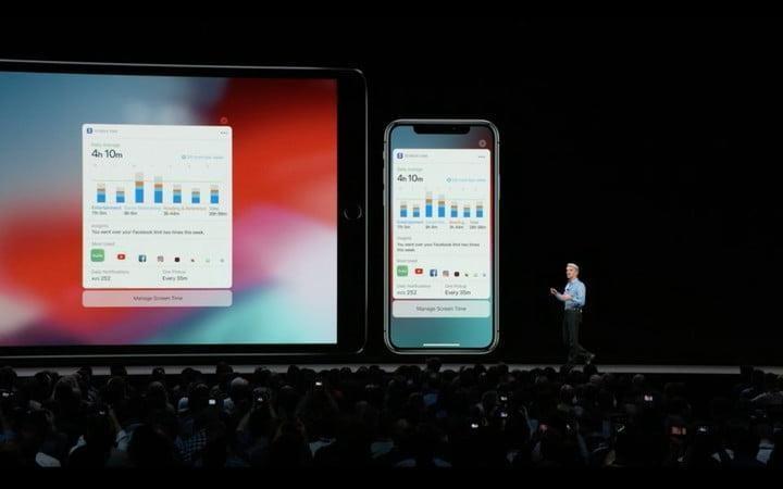 WWDC 2018. Apple представила новую быструю iOS 12. Все изменения (ios 12 screen time)