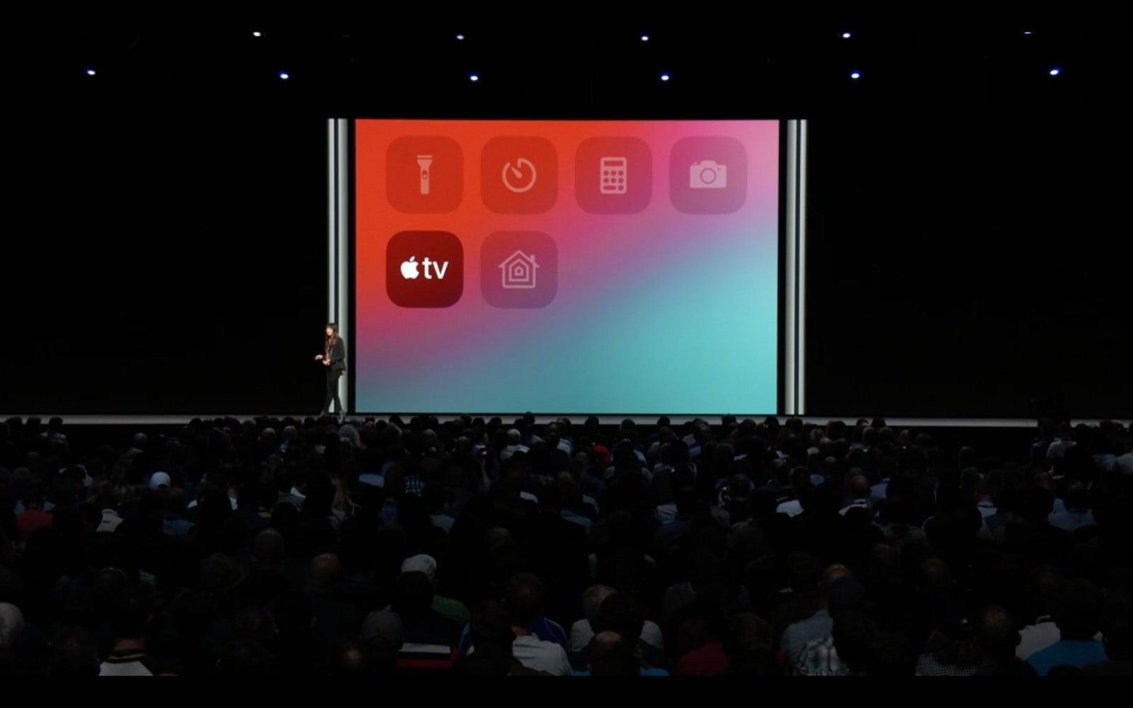 WWDC 2018. Apple представила новую быструю iOS 12. Все изменения (tv os 2)