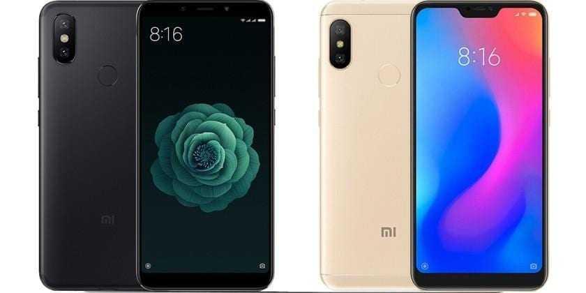 Xiaomi представила смартфоны Mi A2 и Mi A2 Lite (Bez nazvaniya 2)