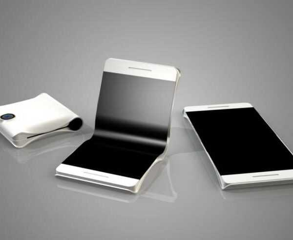 Huawei может выпустить складной смартфон раньше Samsung (Foldable Phone.740w derived)