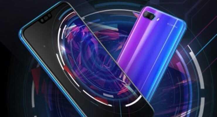 Технология GPU Turbo ускорит работу мобильных устройств Huawei и Honor (Honor 10 GT Rear)