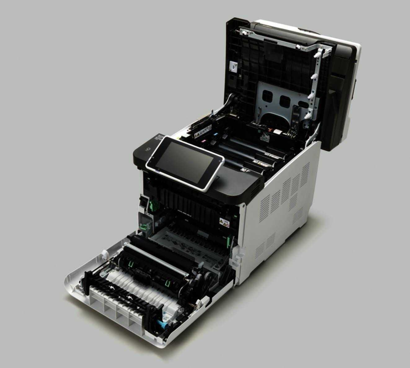 Ricoh выпустила новые быстрые устройства для малых офисов (MFU C360SFNw)