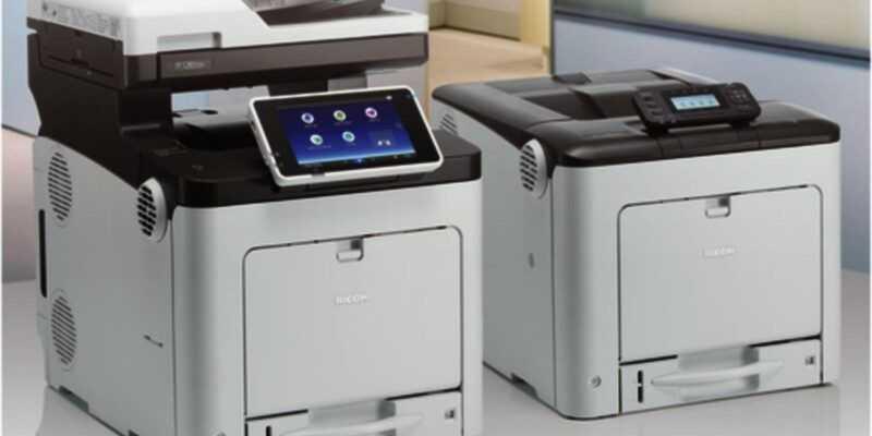 Ricoh выпустила новые быстрые устройства для малых офисов (MFUprinter e1532954329955)