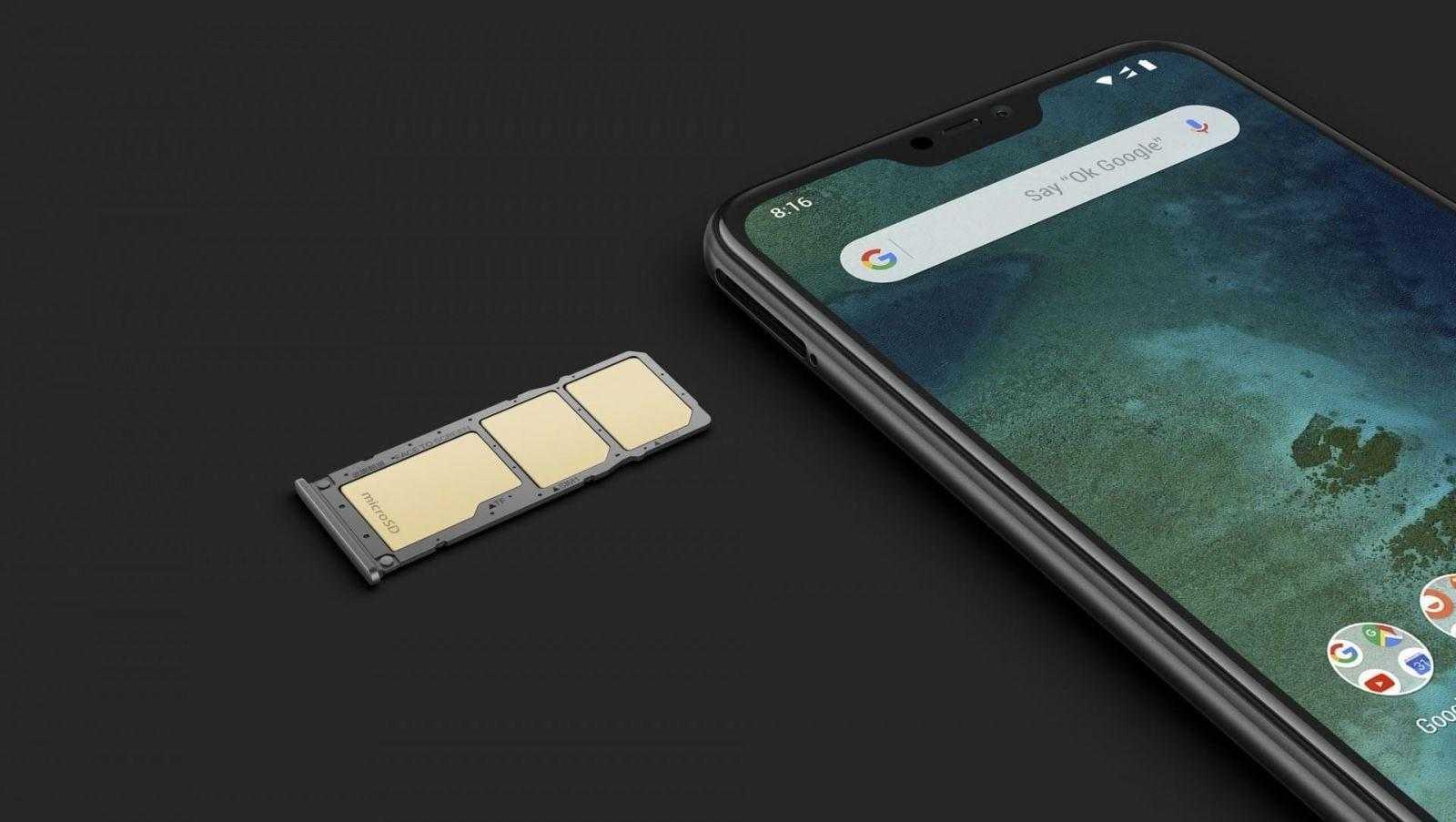 Xiaomi представила смартфоны Mi A2 и Mi A2 Lite (Mi A2 Lite 05)