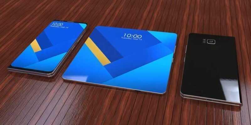 Oppo разрабатывает складной смартфон (OPPO vypustit revolyucionnyy skladnoy smartfon 2)
