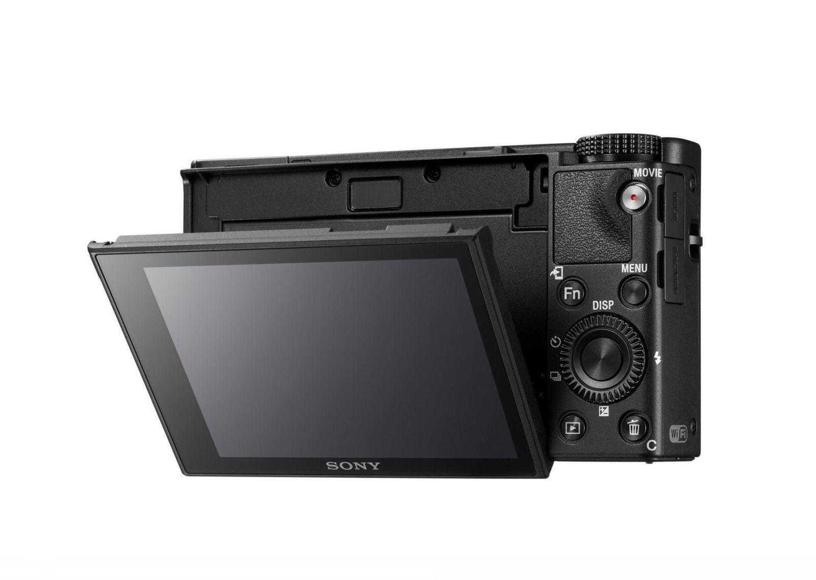 Sony выпустила камеру Cyber-shot RX100 VI в России (RX100M6 Tilt high Large)