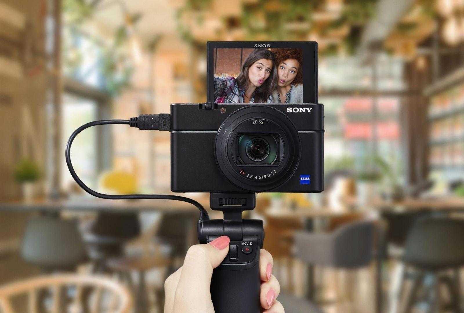 Sony выпустила камеру Cyber-shot RX100 VI в России (RX100M6 graphic)