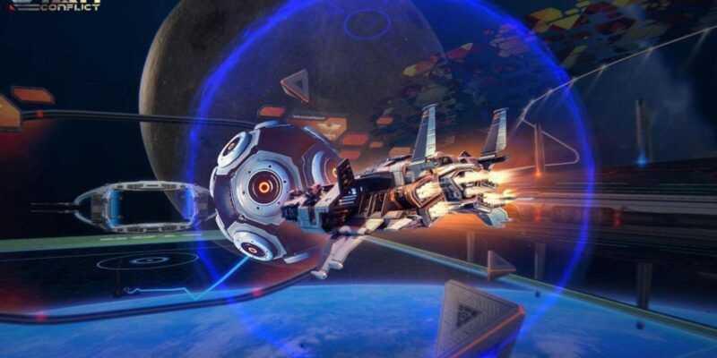Космический футбол в Star Conflict открыт для всех (StarConflict Spaceball 3)