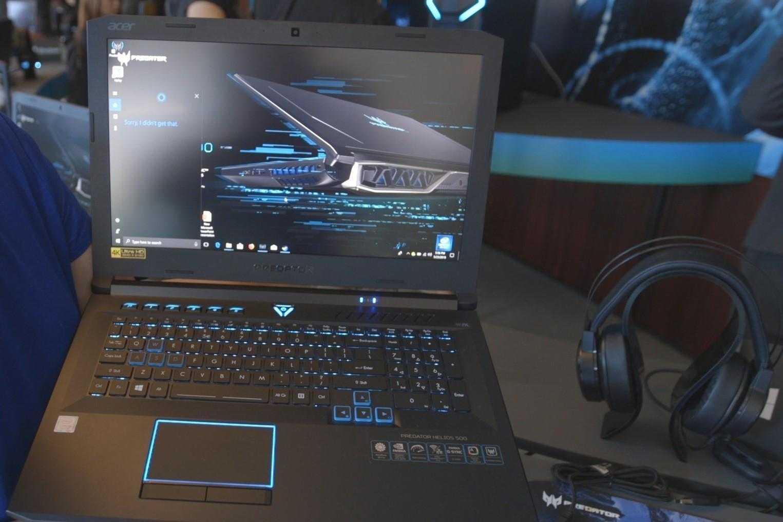 Acer привезла игровой ноутбук Predator Helios 500 в Россию (acer predator helios 500 primary 100758973 orig)