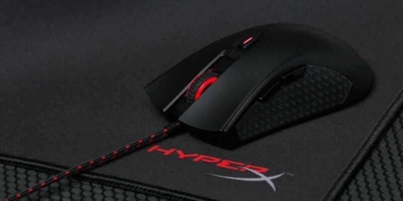 HyperX выпустил игровую мышь Pulsefire FPS Pro RGB (hx promo mousepad furys mouse pulsefirefps bundle lg)