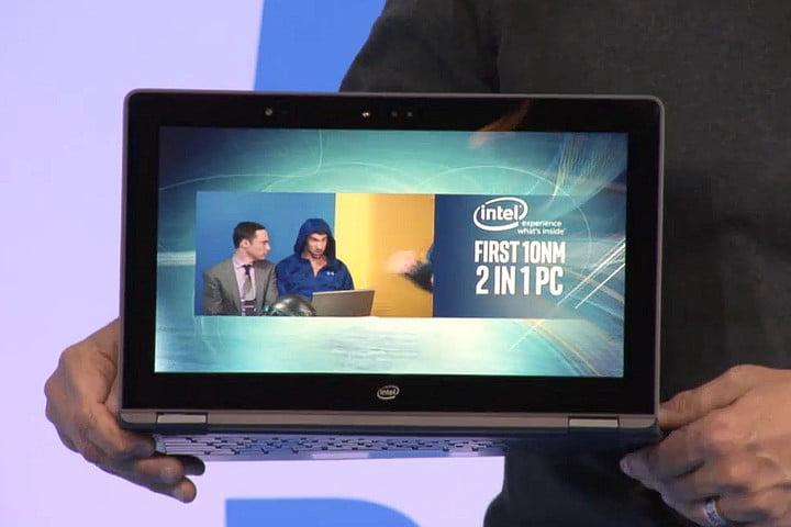 Новые 10-нм процессоры Intel появятся не раньше середины 2019 года (intel cannon lake laptop 2)