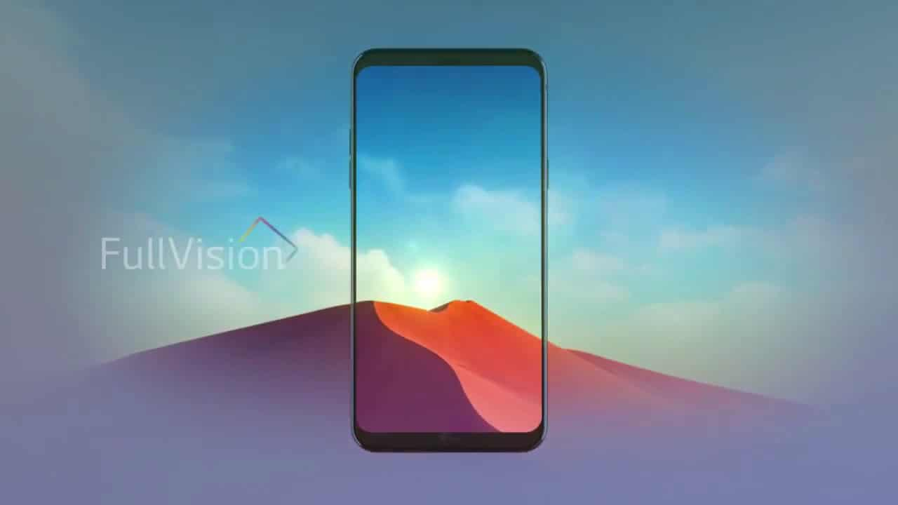 В России начались продажи LG Q7 и LG Q7+ (lg fullvision)
