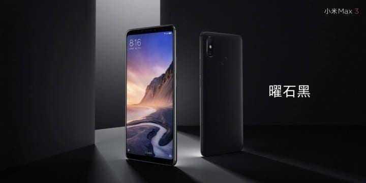 Слухи: скоро выйдет Xiaomi Mi Max 3 с 6,9-дюймовым экраном (mi max 3 render 3)