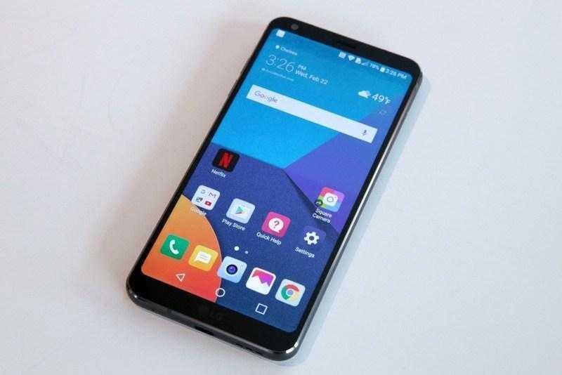 В России начались продажи LG Q7 и LG Q7+ (preHelio P10 Will Tenagai LG Q7 Smartphone)