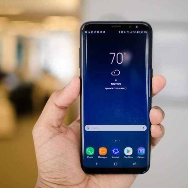 В сети появился загадочный Samsung Galaxy A (samsung galaxy A5 2018 galaxy A8 large)