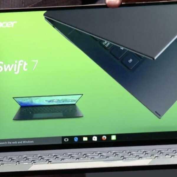 IFA 2018. Acer показал самый тонкий в мире ноутбук Swift 7 (20182F082F292Ff42F67b17ad84b944baf8ab9816380f1d04d.68871)