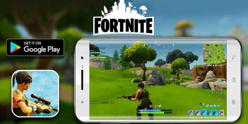 Fortnite не выйдет в Google Play (Fortnite Mobile Android APK)