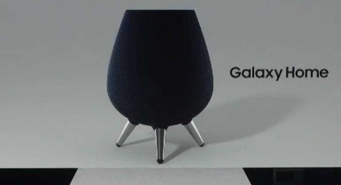 Unpacked 2018: Samsung анонсировал «умную» колонку Galaxy Home (IMG 20180809 232542)
